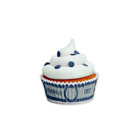 NFL Baking Cups Indianapolis Colts