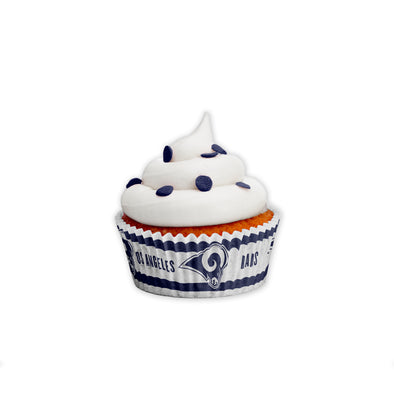 NFL Baking Cups Los Angeles Rams