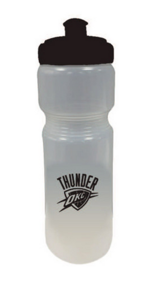 Oklahoma City Thunder Fanatics Branded Water Bottle