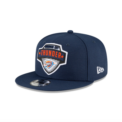 Oklahoma City Thunder NBA Tip Off 2020 Edition 9FIFTY Snapback