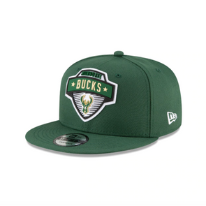 Milwaukee Bucks NBA Tip Off 2020 Edition 9FIFTY Snapback