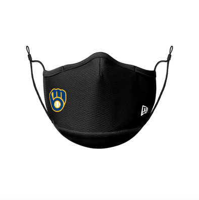 Milwaukee Brewers MLB Face Mask