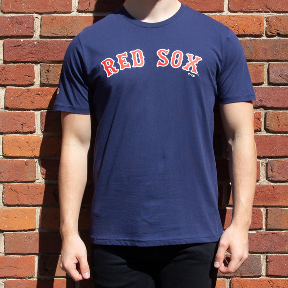 Boston Red Sox Iconic Wordmark Graphic T-Shirt