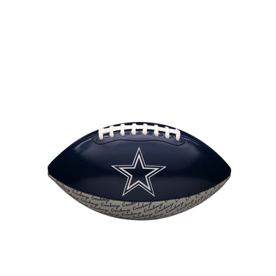 Mini NFL Team Peewee Football Dallas Cowboys