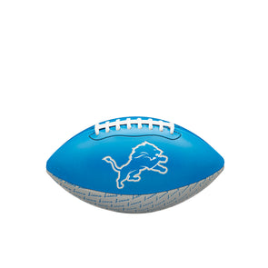 Mini NFL Team Peewee Football Detroit Lions
