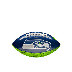 Mini NFL Team Peewee Football Seattle Seahawks