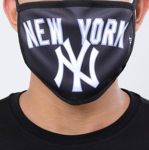Pro Standard 2 Piece Set MLB New York Yankees Adult Face Mask