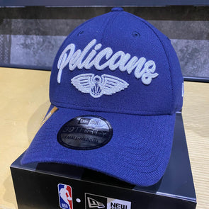 New Orleans Pelicans Alternate On-Stage 2020 NBA Draft New Era 39THIRTY Stretch Fit Cap