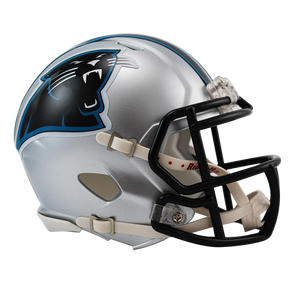 Carolina Panthers Replica Mini Speed Helmet