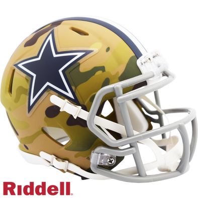 Riddell Dallas Cowboys Camo Mini Speed