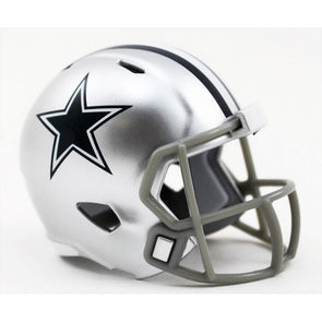 Dallas Cowboys Riddell NFL Speed Pocket Pro Helmet