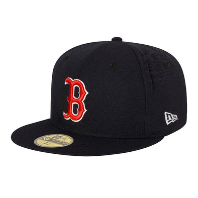 Boston Red Sox Authentic On Field Game Navy 59FIFTY Fitted Cap