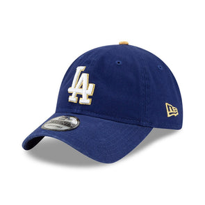 Los Angeles Dodgers MLB Gold Blue 9TWENTY Cap