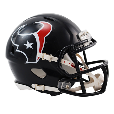 Houston Texans Replica Mini Speed Helmet