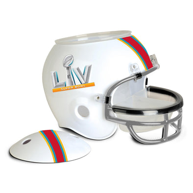 Super Bowl LV Football NFL Snack Helmet