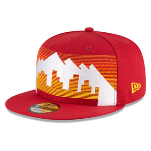 Denver Nuggets Official 2020 City Series New Era 9FIFTY Snapback