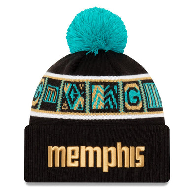 Memphis Grizzlies Official 2020 City Series NBA Knit