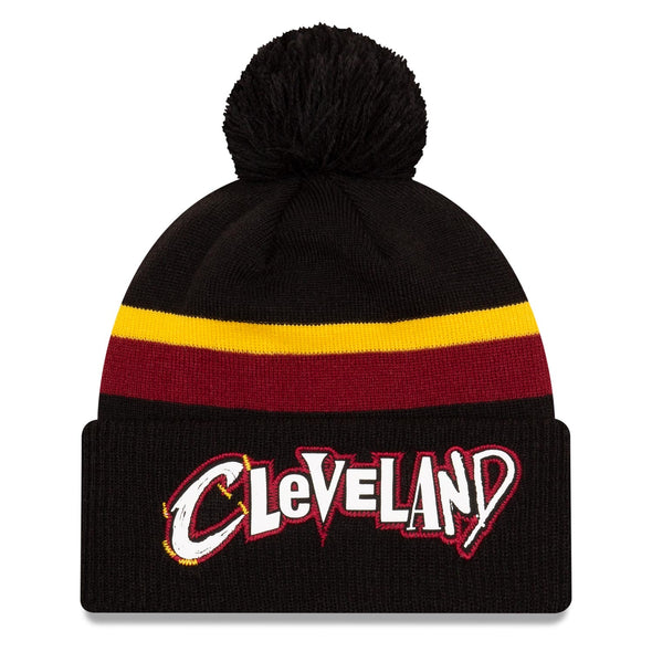 Cleveland Cavaliers Official 2020 City Series NBA Knit