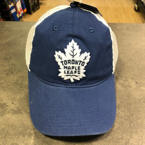 Fanatics NHL Toronto Maple Leafs Iconic Team Heather Trucker Cap