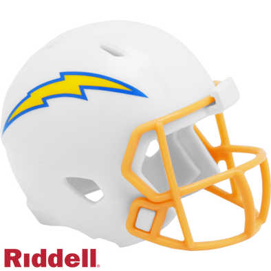 Los Angeles Chargers 2020 Riddell NFL Speed Pocket Pro Helmet