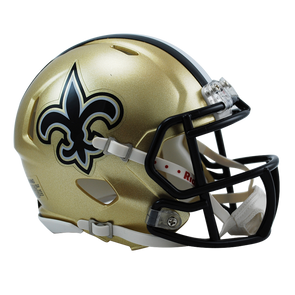New Orleans Saints Replica Mini Speed Helmet