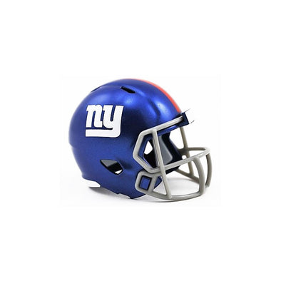 New York Giants Riddell NFL Speed Pocket Pro Helmet