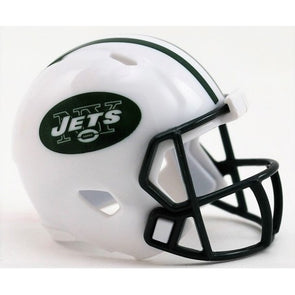 New York Jets Riddell NFL Speed Pocket Pro Helmet