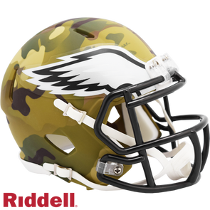 Riddell Philadelphia Eagles Camo Mini Speed Helmet