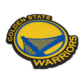 Fanatics NBA Golden State Warriors Rubber Fridge Magnet