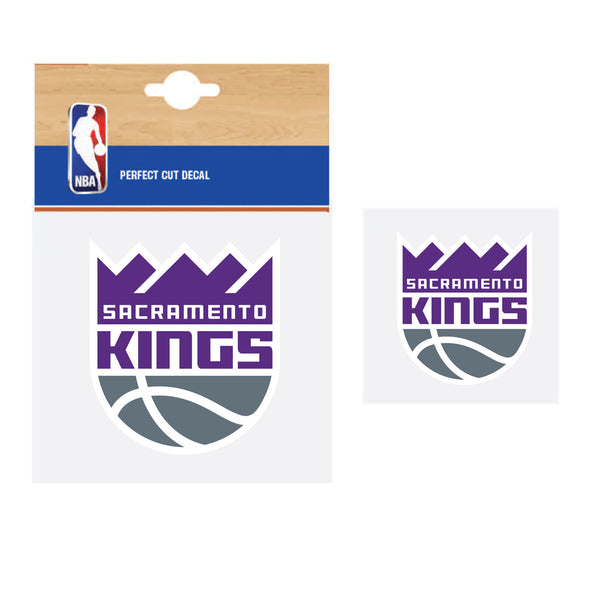 Fanatics NBA Sacramento Kings Car Decal
