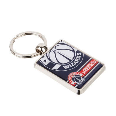 Fanatics NBA Washington Wizards Key Ring