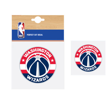 Fanatics NBA Washington Wizards Car Decal