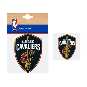 Fanatics NBA Cleveland Cavaliers Car Decal