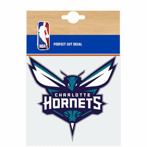 Fanatics NBA Charlotte Hornets Car Decal