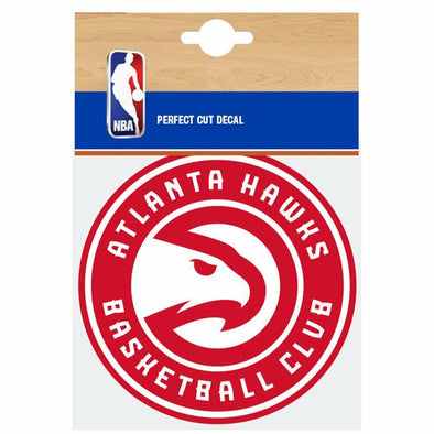 Fanatics NBA Atlanta Hawks Car Decal