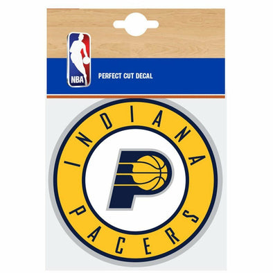 Fanatics NBA Indiana Pacers Car Decal