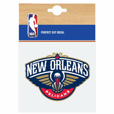 Fanatics NBA New Orleans Pelicans Car Decal