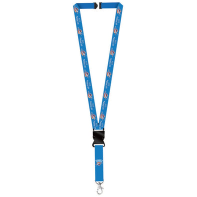 Oklahoma City Thunder Fanatics Branded Lanyard