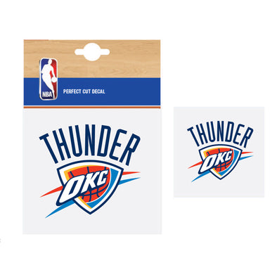 Oklahoma City Thunder Fanatics Branded Decal