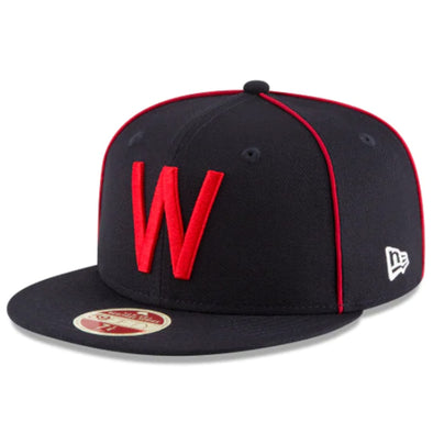 New Era All Star Game 2018 Cooperstown Washington Senators 59FIFTY Fitted Cap