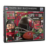 YouTheFan NFL Tampa Bay Buccaneers Retro Series Puzzle - 500 Pieces