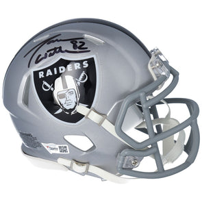 Jason Witten Las Vegas Raiders Autographed Riddell Speed Mini Helmet