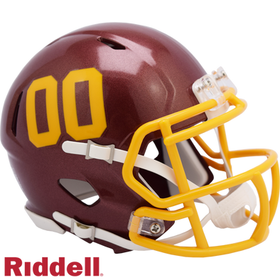Washington Football Team Replica Mini Speed Helmet