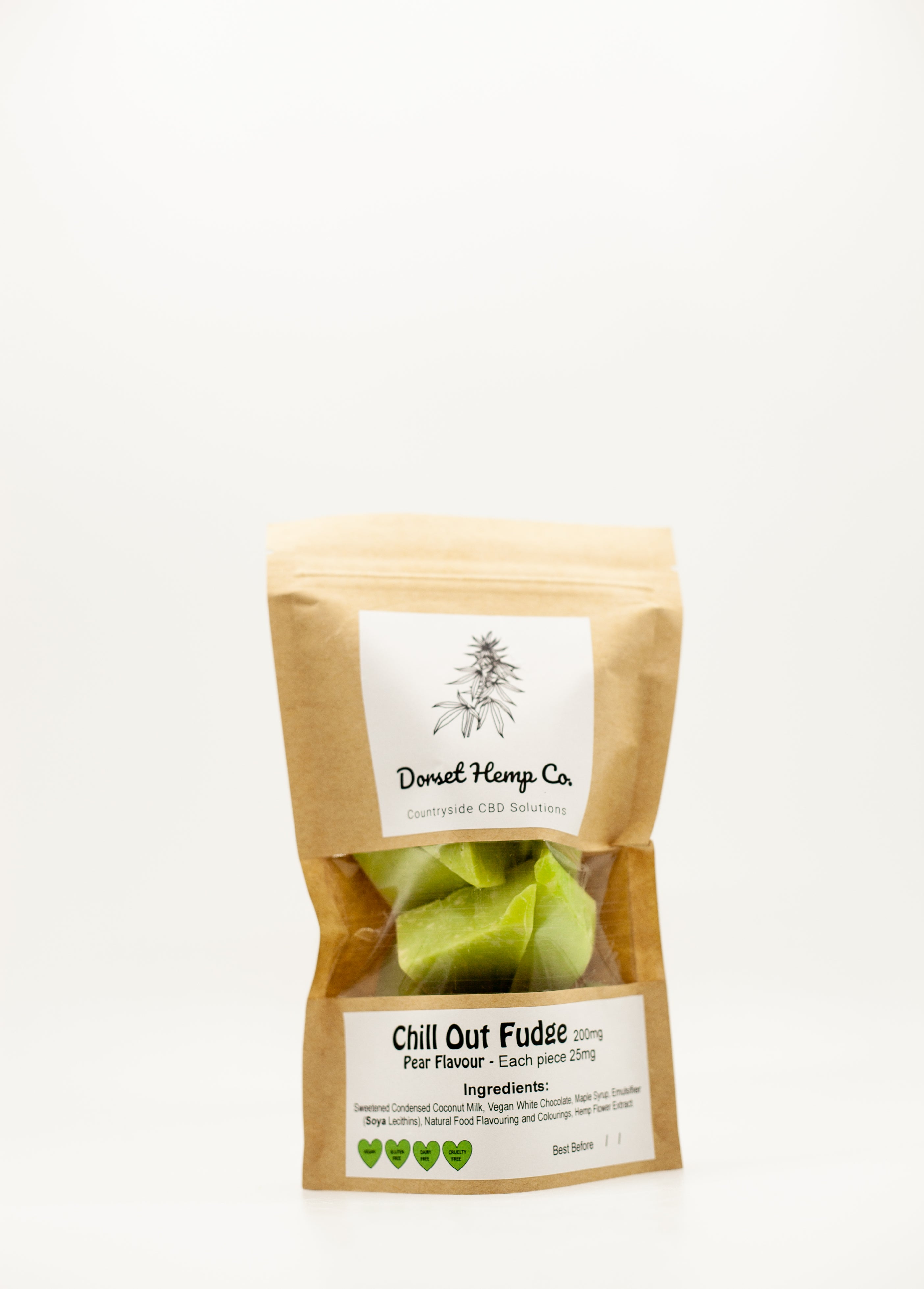 Chill Out Fudge - Pear flavour - 200mg
