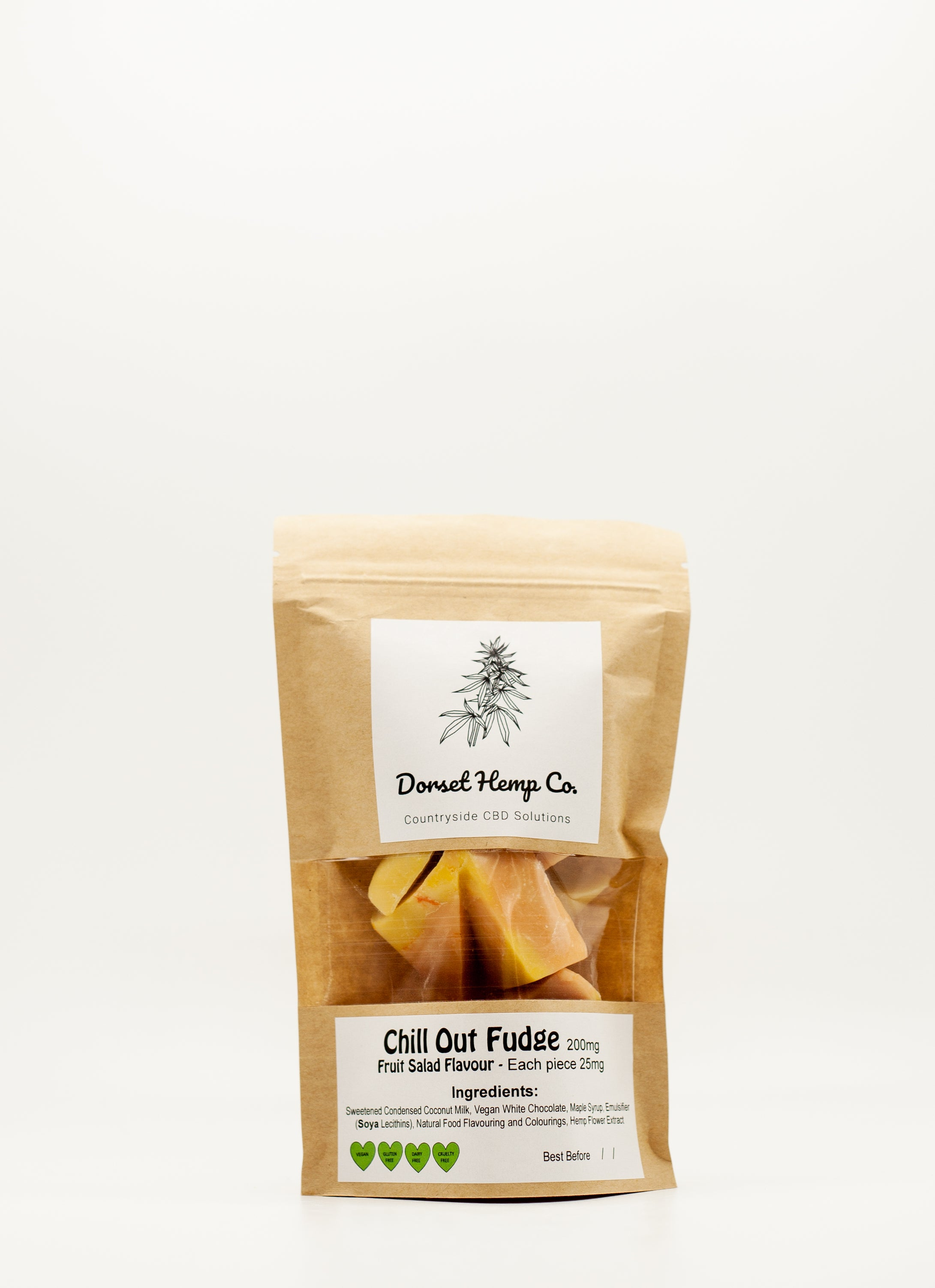 Chill Out Fudge - Fruit Salad Flavour - 200mg