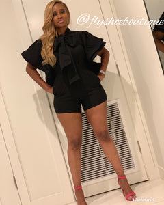 She So Fancy Romper - Fly Shoe Boutique and Accessories