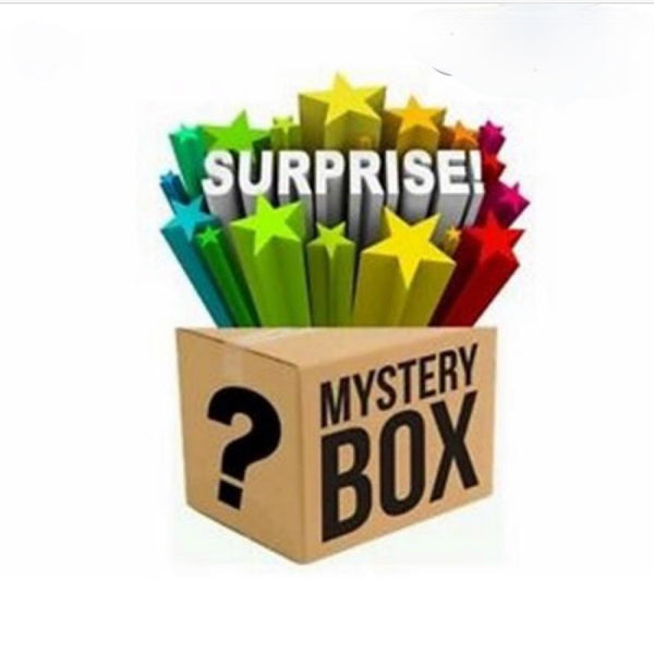 MYSTERY SHOE BOX-SIZE 6