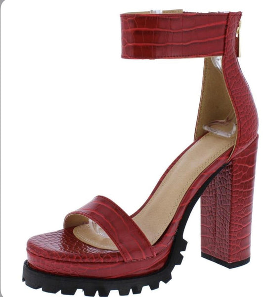 Monclair Platform Heels - Fly Shoe Boutique and Accessories