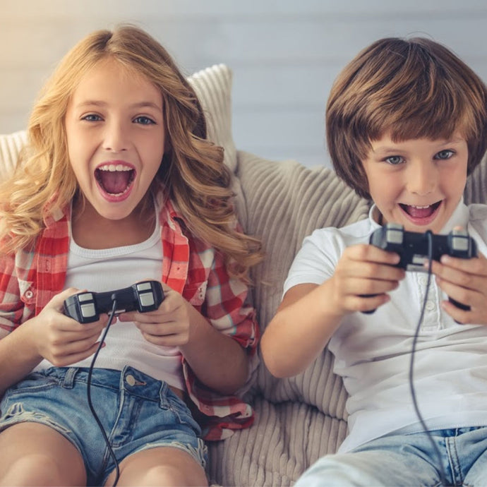 Fresh Kids: How Do Video Games Impact Kids' Well-Being and Development?