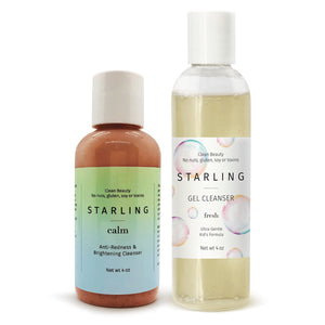 Family Bundle | Calm + Fresh Cleansers